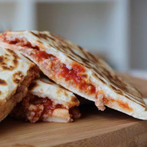 Indbagt Pizza